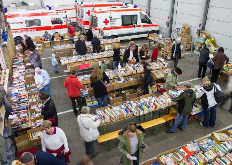 Buchmesse DRK Arheilgen