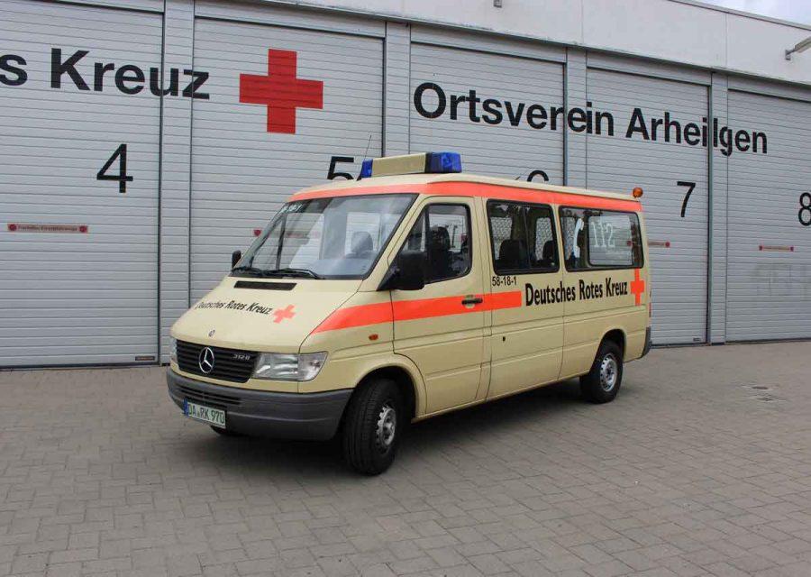 DRK Arheilgen | Fahrzeuge | 58-18-1