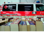 Sammeltermine für DRK-Buchmesse