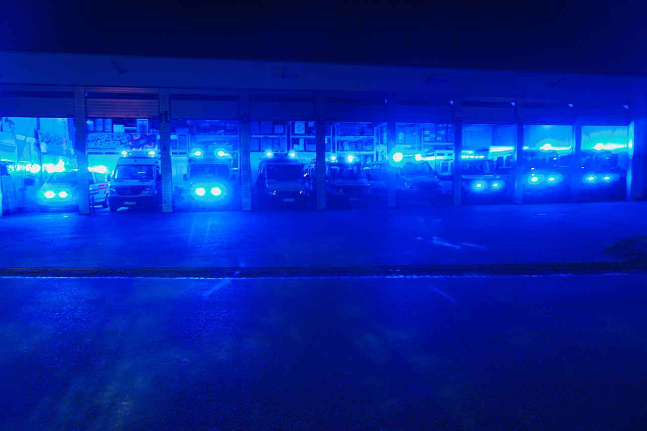Read more about the article Bluelight Challenge